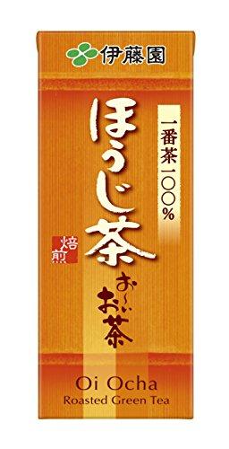 おーいお茶 ほうじ茶 ペット 250ml ×2本
