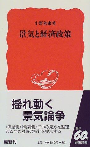 景気と経済政策 (岩波新書)の詳細を見る