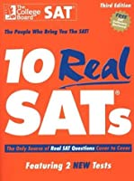 10 Real Sats (College Board Official Study Guide for All SAT Subject Tests)