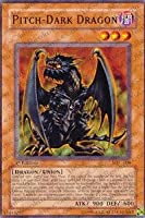 Yu-Gi-Oh! - Pitch-Dark Dragon (MFC-008) - Magicians Force - Unlimited Edition - Common