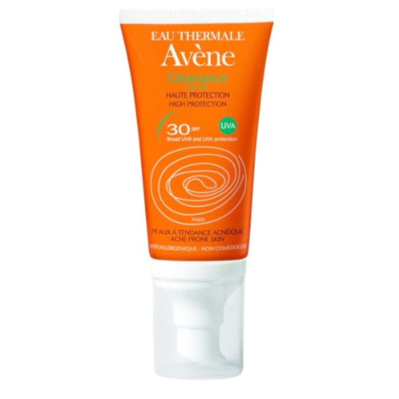 Avene Cleanance Sunscreen 30 50ml [並行輸入品]