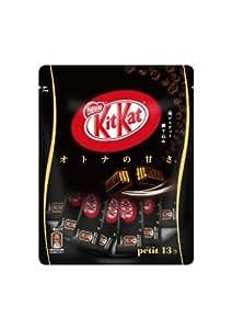ネスレ日本 キットカットプチバッグ オトナの甘さ 13個×12袋