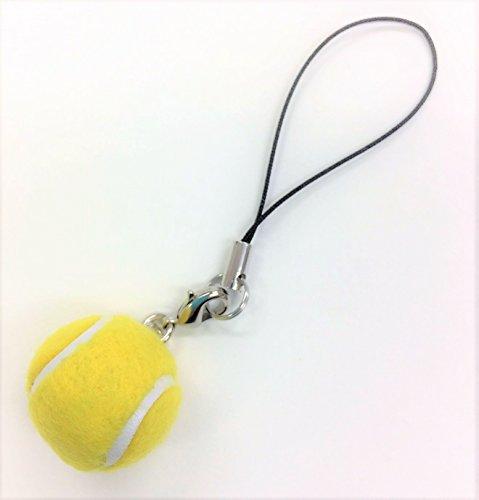 テニスボール ストラップ【2個入り】