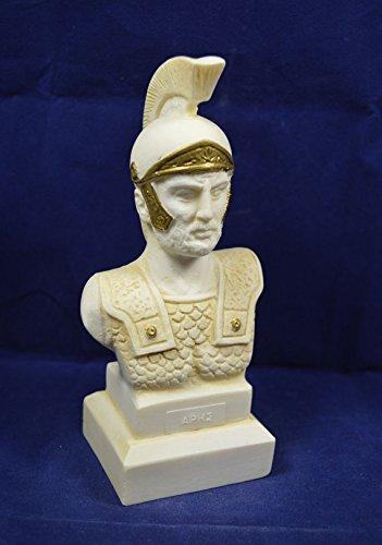 アレスSculpture Bust An...