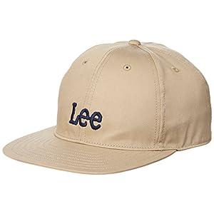 [リー] Leeロゴ キャップ LA0255-2** ベージュ 日本 M (日本サイズM相当)