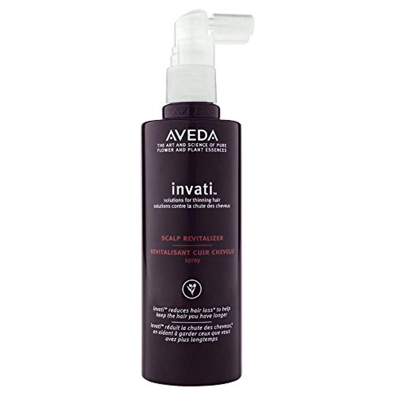 黙せせらぎマラウイ[AVEDA] アヴェダInvati頭皮の滋養強壮の150ミリリットル - Aveda Invati Scalp Revitalizer 150ml [並行輸入品]