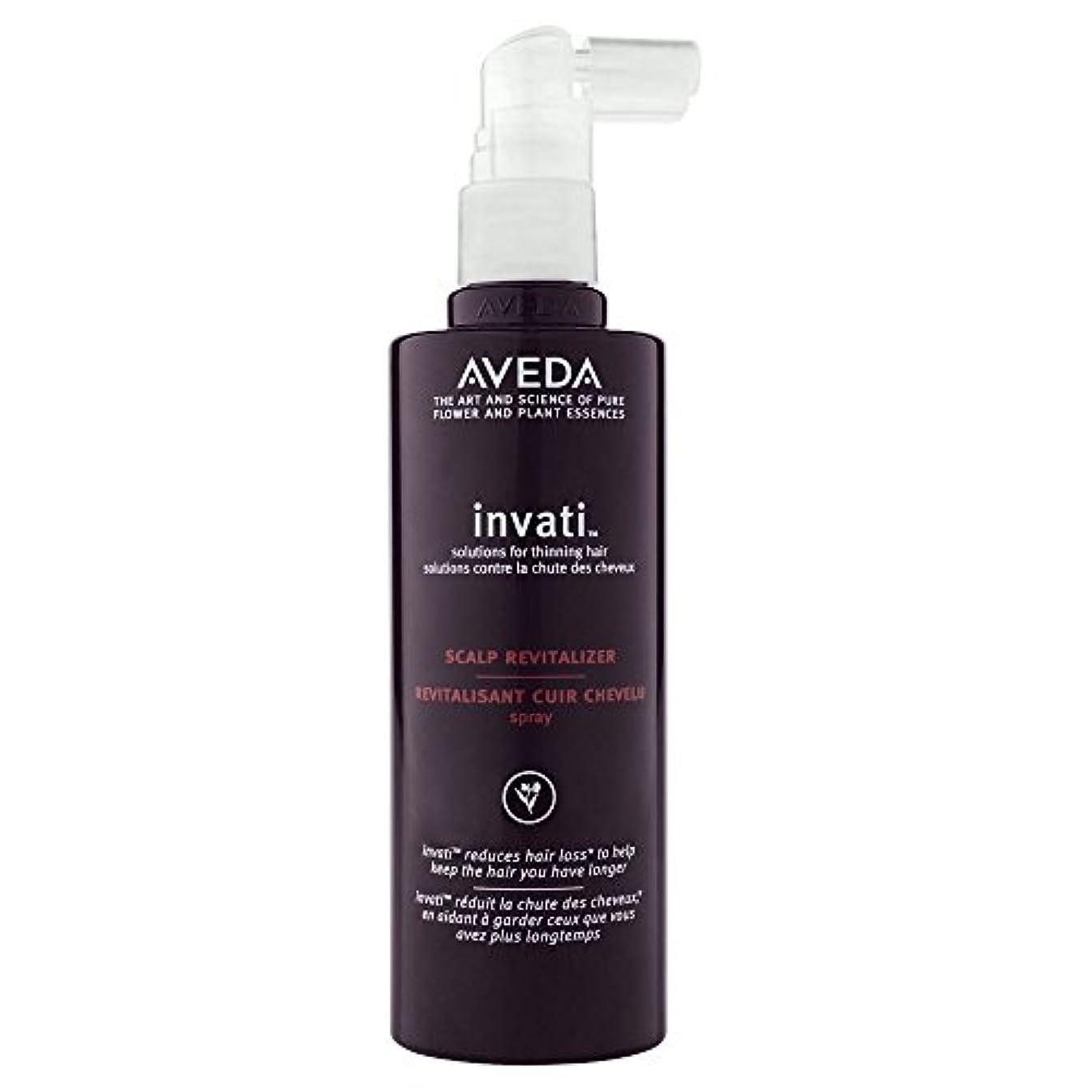 浸した上に築きますサリー[AVEDA] アヴェダInvati頭皮の滋養強壮の150ミリリットル - Aveda Invati Scalp Revitalizer 150ml [並行輸入品]
