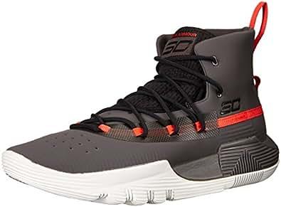 [アンダーアーマー] カリー3ZERO 2(バスケットボールシューズ) 3020613 メンズ CHC/BLK/BLK 25 cm