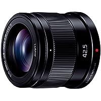 パナソニック 単焦点 中望遠レンズ マイクロフォーサーズ用 ルミックス G 42.5mm/ F1.7 ASPH. / POWER O.I.S. ブラック H-HS043-K