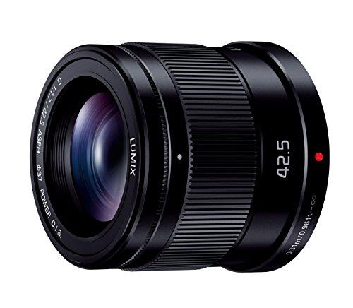 Panasonic 単焦点 中望遠レンズ マイクロフォーサーズ用 ルミックス G 42.5mm/ F1.7 ASPH. / POWER O.I.S. ...