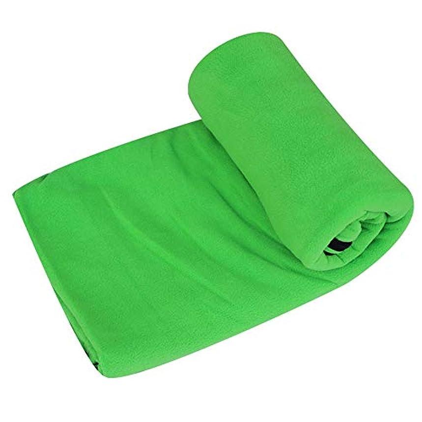 フィードオンメーカーピストルDjyyh さまざまなシーンに適した寝袋アウトドアキャンプ封筒タイプ3選択 (Color : Green)