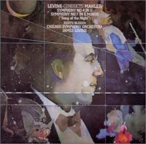 マーラー:交響曲第4&7番