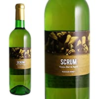 山梨ワイン 白 辛口 甲州 東晨洋酒 ラガーワイン スクラム 白