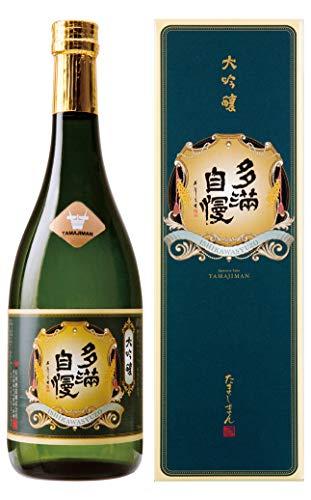 石川酒造 多満自慢 大吟醸 [ 日本酒 720ml ]