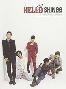 SHINee2集「Hello」リパッケージ(韓国輸入盤)