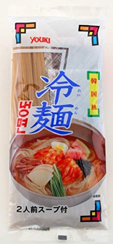 ユウキ食品 冷麺(スープ付・二人前) 360g
