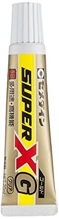 セメダイン 超多用途接着剤スーパーXゴールドクリア P20ml AX-014