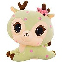 yamally _ 9rシミュレーションStuffed Animal Soft Adorable Plushかわいい鹿人形コレクション応力Reliever Toy Kryie