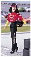 バービーNascar Official # 94(バービーRacing SuitsのMcDonald 's)
