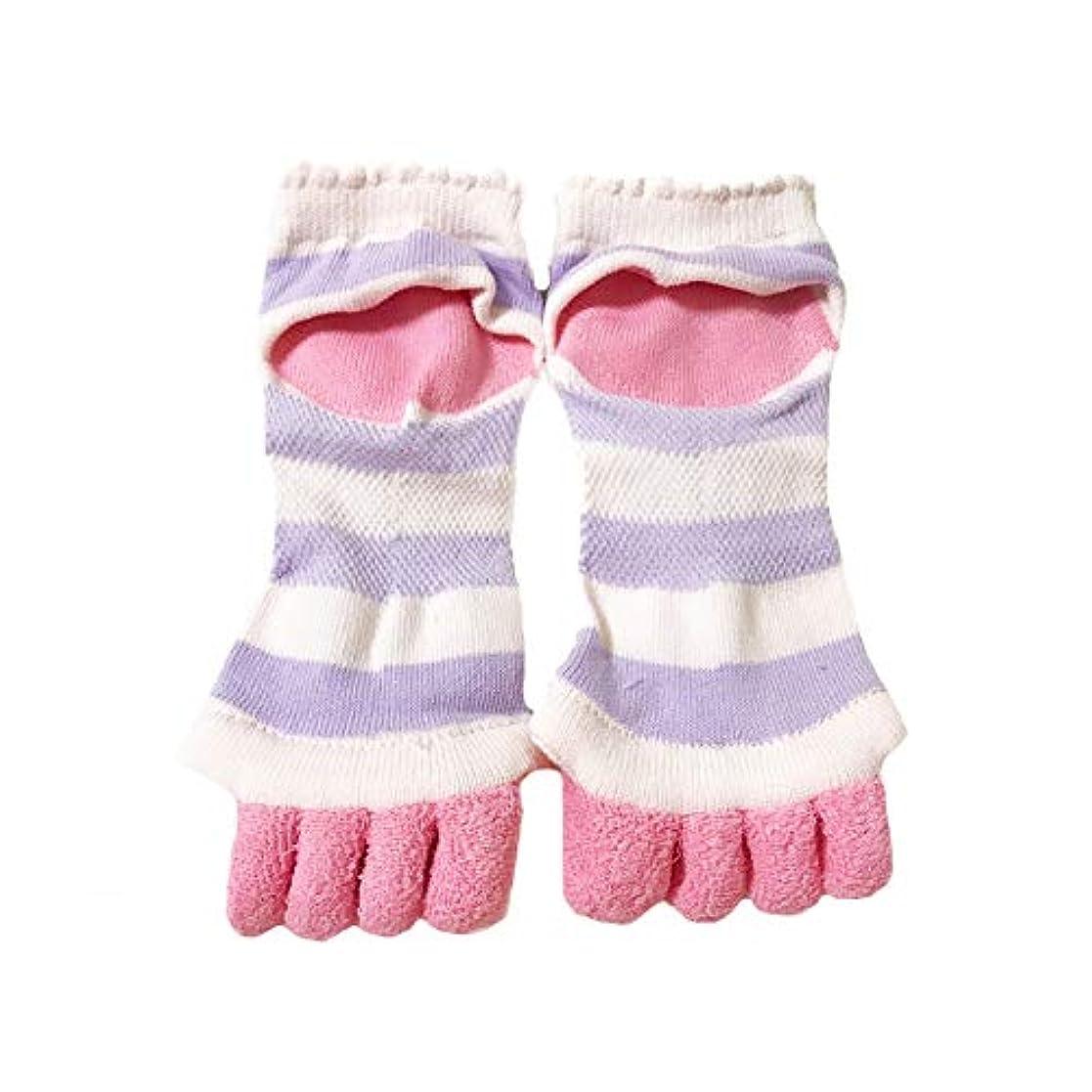 飛行機工夫する塩辛い足指 広げる ソックス かかと つるつる靴下 ケア かかとケア パッド 靴下 レディース くつした リラックス 寝る時 就寝 ネイル おやすみ ベティキュア 角質除去 サポーター 保湿