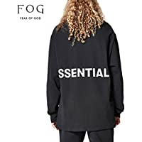 [フィアオブゴッド] FEAR OF GOD 正規品 メンズ 長袖Tシャツ FOG - FEAR OF GOD ESSENTIALS BOXY GRAPHIC LONG SLEEVE T-SHIRT