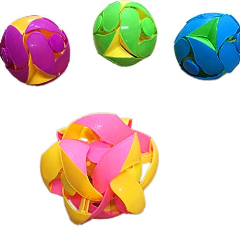 Haayward ラブリー ニュー変形 マジックボール アウトドア スポーツトイ 色が変わる ボール マジックトイ ヘルシーファミリー 楽しい時間と(大人/子供の屋内/屋外)