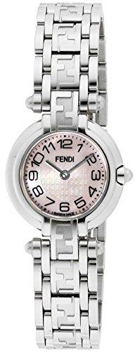 [フェンディ]FENDI 腕時計 ズッカ ピンクパール文字盤 デイト F78270 レディース 【並行輸入品】