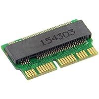 M.2 NGFF SSD →APPLE 2013 Macbook AIR A1465 A1466 A1398 A1502 128G 256G 512G SSD 変換アダプター