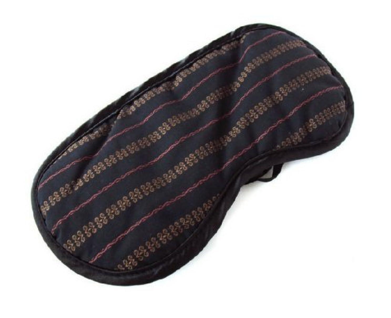 代わりに古風な良い快適な睡眠の目のマスクオフィス睡眠の目のマスク調節可能なストラップ