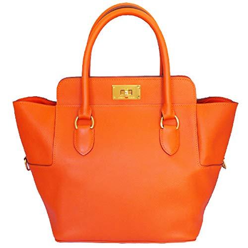 (エルメス) HERMES バッグ ツールボックス20 オレンジ ヴォーエバーカラー ゴールド金具 【新品】 HERMES Tool box20 Orange Veau evercolor Gold Buckle 【NEW】