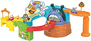 アンパンマンミュージアム アンパンマン GOGOミニカー わくわく冒険ドライブ とびだせ!バイキンじょう