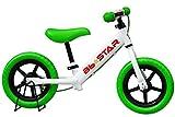 子供用自転車 バランスバイク Bb★STAR ペダルなし自転車 ランニングバイク トレーニングバイク キッズバイク おもちゃ 乗用玩具 子供 幼児 子供自転車 プレゼントに最適 BB★STAR (グリーン)