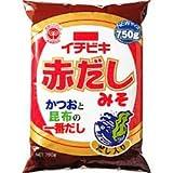 赤だし 750g /イチビキ(1袋)