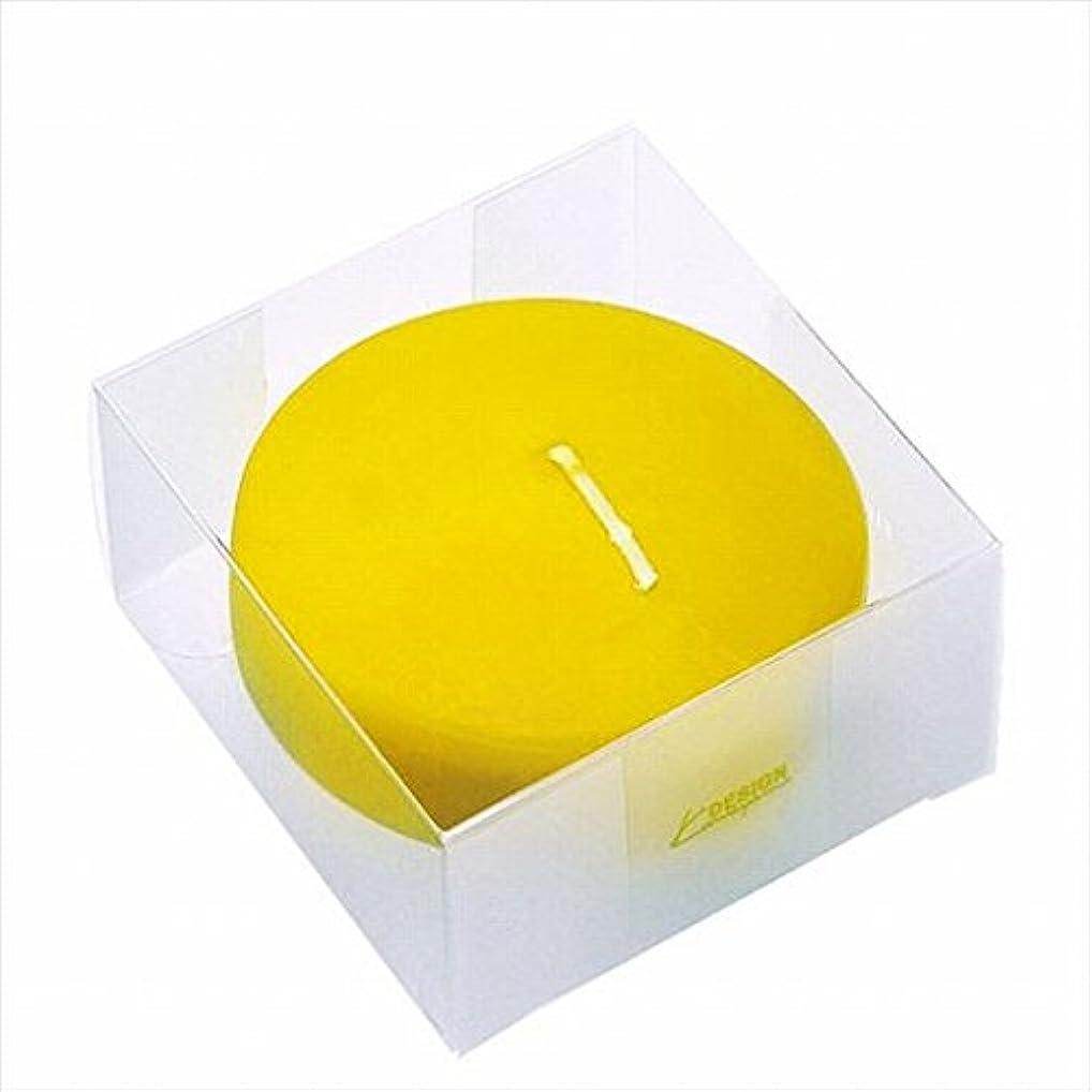 走る似ている太鼓腹カメヤマキャンドル(kameyama candle) プール80(箱入り) 「 サン 」