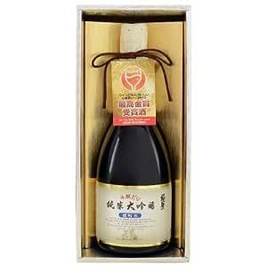 日本酒 宮下 極聖 雄町米純米大吟醸 斗瓶取 宮下酒造 720ml 1本