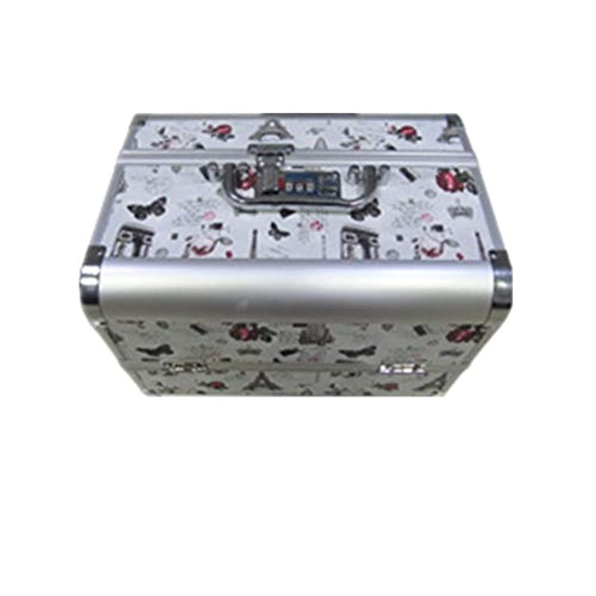 検索対必需品化粧オーガナイザーバッグ 大容量ポータブル化粧ケース(トラベルアクセサリー用)シャンプーボディウォッシュパーソナルアイテム収納トレイ(エクステンショントレイ付) 化粧品ケース