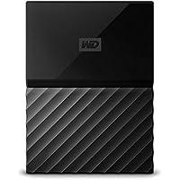 WD HDD Mac用ポータブル ハードディスク 3TB USB TYPE-C タイムマシン対応 パスワード保護 3年保証 My Passport for Mac WDBP6A0030BBK-WESE