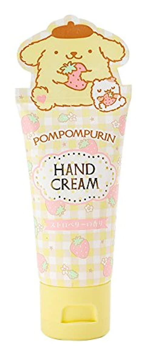 店員スムーズに宣教師ポムポムプリン キャラクターハンドクリーム