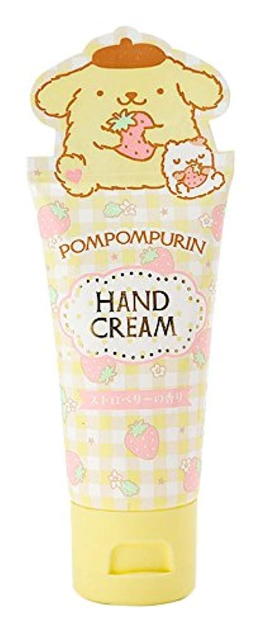 不倫十分識別ポムポムプリン キャラクターハンドクリーム