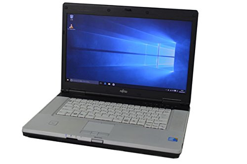 「Secondhand laptop computer」 SSD128GB FUJITSU Series JP model name:LIFEBOOK E780/A / CPU:Intel Core i5-520M 2.40GHz / Memory:8GB / SSD:128GB / DVD-ROM / Keyboard:Japanese Keyboard / WiFi-enabled wireless LAN / Windows10 Pro 64bit English (Windows7 Product key)