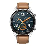 ファーウェイジャパン Watch GT Classic/Saddle Brown HUAWEI Watch GT Classic/Saddle Brown/55023440
