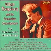 Mengelberg,the Telefunken