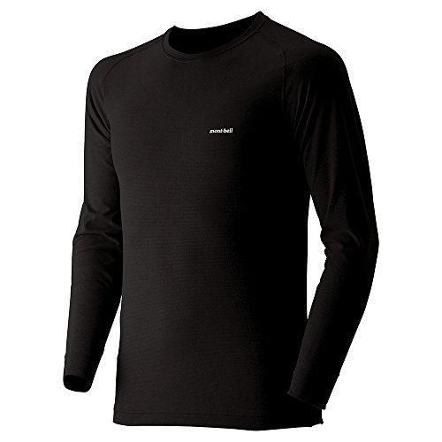 (モンベル)mont-bell ジオラインEXP.ラウンドネックシャツ Men's