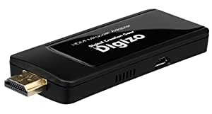プリンストン デジ像HDMI Miracastアダプター PTW-MA1