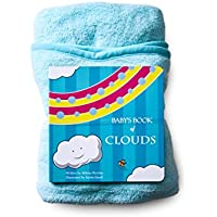 A Blankie & A Book Gift Set for Baby (Blue) by Little Dundi