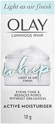 Olay Regenerist Luminous Whips Face Cream Moisturiser 10g