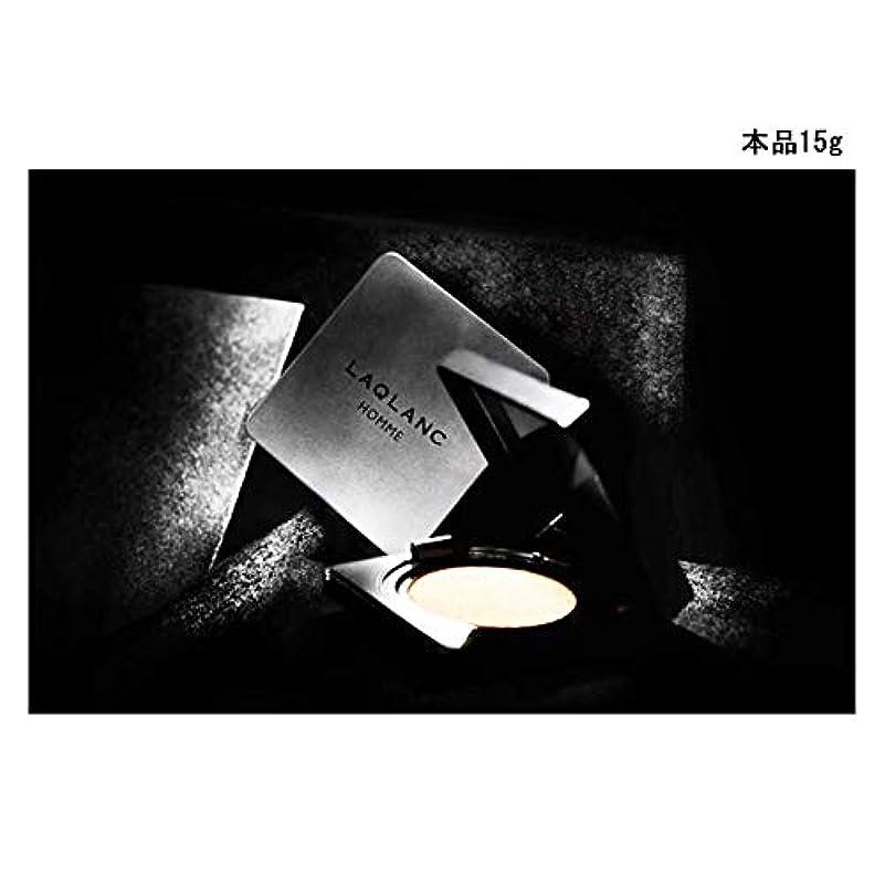 トリッキーポータブル病気の(Laqlanc)大人気 10秒完成 ナチュラル 肌色アップ 紫外線遮断 ホワイトニング 男性 エアクッション 15g [海外配送品] [並行輸入品]