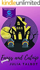 Fangs and Catnip (Dead and Breakfast Book 1) (English Edition)
