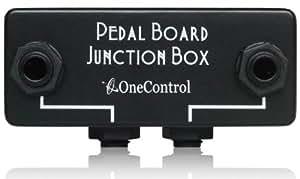 One Control ワンコントロール Minimal Series ジャンクションボックス Pedal Board Junction Box