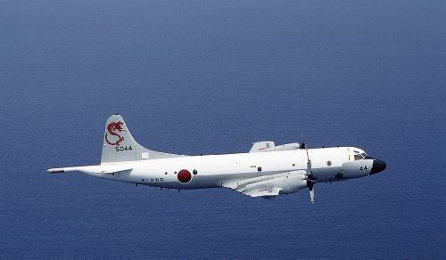 """ハセガワ 1/72 P-3C オライオン""""海上自衛隊 第5航空群"""